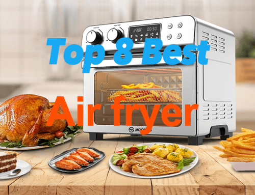 8 Best Air fryer – Start trying this brand new health immediately