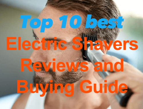 Top 10 best Electric Shavers Reviews and Buying Guide