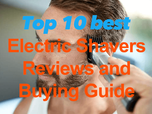 Electric Shavers title